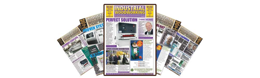 industrial woodworking and panel processing magazine 2